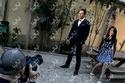 مغامرة درة وظافر العابدين في كواليس تصوير غلاف ليالينا