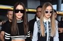 الشقيقتان جيجي وبيلا حديد تسيطران على أسابيع الموضة لربيع وصيف 2017