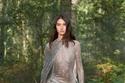 فستان قصير لامع من Burberry