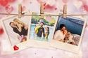صور رومانسية دافئة للمشاهير وزوجاتهم تليق كبطاقات بعيد الحب