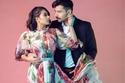 رومانسية ثنائيات المشاهير: عقيل الرئيسي وفرح الهادي