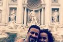 رومانسية ثنائيات المشاهير: أحمد داوود وعلا رشدي