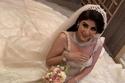 جلسة تصوير بفستان الزفاف بدون حفل