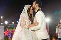 لقطات من حفل زفاف أحمد خالد صالح وهنادي مهنا