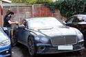 سيارة محمد صلاح الجديدة من طراز Bentley، ويصل سعرها إلى 330 ألف دولار