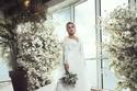صور زينب فياض ابنة هيفاء وهبي بفستان الزفاف تشعل ضجة