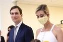 إيفانكا ترامب مع زوجها