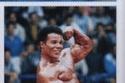 الشحات مبروك في الثمانينات عند حمله للقب بطل العالم في كمال الأجسام