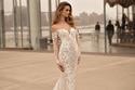 مجموعة فساتين زفاف بيرتا لربيع وصيف 2018  1