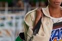 حقيبة Louis Vuitton باللون الأخضر والأسود