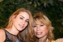 إيناس الدغيدي مع حبيبة في إحدى الحفلات