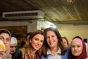 الملكة رانيا في إفطار رمضاني مع سيدات عجلون