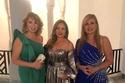 يسرا مع ليلى علوي وإيناس الدغيدي في مهرجان مراكش