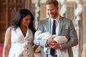أول ظهور لميغان ماركل وطفلها بعد ولادتها بيومين