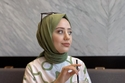 أفكار لفات حجاب للعيد بشكل تركي