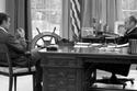 ارتقى في المناصب السياسية بسرعة، فشغل مناصب دبلوماسية في فترة الرئيس