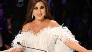 إطلالات نجوى كرم التي أسرت القلوب في Arabs Got Talent الموسم السادس
