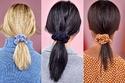 اربطة الشعر الضخمة