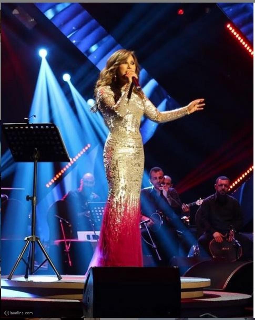 ألبوم: أجمل إطلالات نجوى كرم من توقيع رامي القاضي