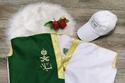 توزيعات وهدايا الأطفال في اليوم الوطني السعودي: عباية وكاب