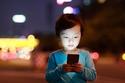 إدمان الأطفال على الأجهزة الإلكترونية