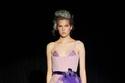 فستان بيج مزين بالورود من مجموعة Yanina هوت كوتور شتاء 2021