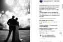 معايدة الأمير هاري وزوجته ميغان ماركل بصورة من حفل زفافهما