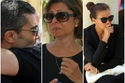 صور جنازة المخرج الكبير محمد خان وانهيار ابنته وعائلته ونجوم الفن في وداعه