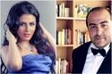 انطلقت شائعة عن وجود قصة حب بين سامح عبد العزيز والفنانة شيرين الطحان