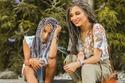 فيديو يكشف صدمة نهى نبيل بعد أن أزالت وصلات الضفائر الطويلة من شعرها