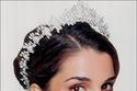 الملكة رانيا ترتدي تاج الملكة علياء من كارتييه
