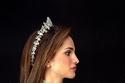 الملكة رانيا ظهرت بأكتر من تاج من مجوهرات العائلة