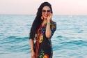 أزياء لجين عمران على الشاطئ: كوني أنيقة بأسلوبها الراقي