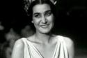 المصرية شارلوت واصف ملكة جمال الكون عام 1935
