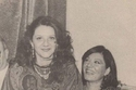 شويكار مع ابنتها منة الله