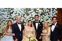 حفل زفاف شقيقة ملك قورة