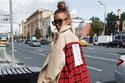 البالطو الكاروهات أبرز صيحات أزياء شتاء 2019