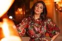 ياسمين صبري بفستان من Dolce & Gabanna