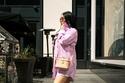 موضة حقيبة اليد النسائية الـ Vanity bag وتنسيقها مع الملابس الكاجوال