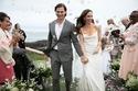 صور زفاف باربرا ابنة جورج بوش بحفل رومانسي سري حضره 20 ضيفاً فقط