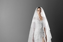 فساتين زفاف بأكتاف منسدلة محدد للقوام من زهير مراد