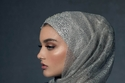 Celestial Silver هو أغلى حجاب في العالم وسعره 325 دولار أمريكي