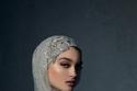 Celestial Silver الفضي أغلى حجاب في العالم وسعره 325 دولار