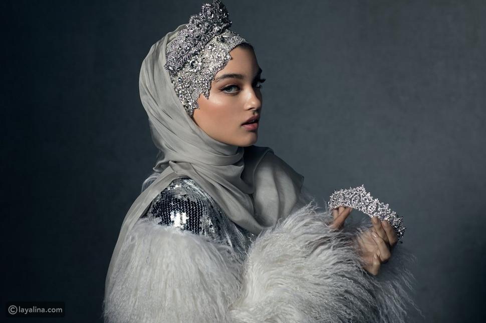 أغلى حجاب في العالم