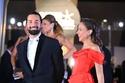 أحمد حاتم في حفل ختام مهرجان الجونة السينمائي