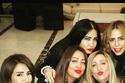 شيماء عقيد في عيد ميلاد زوجة أحمد رزق