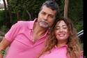 شيماء عقيد مع زوجها