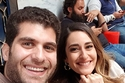"""أحمد حسنين شبيه عمر الشريف خلال كواليس تصوير """"ليه لأ"""""""