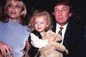صور تيفاني ترامب ابنة دونالد ترامب في طفولتها