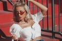 غيري ستايلك في الصيف وارتدي puffy blouses على طريقة مشاهير العرب